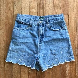The Children's Place Jean Shorts